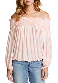 WILLIAM RAST™ Layla Off the Shoulder Top