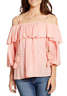 WILLIAM RAST™ Les Off the Shoulder Top