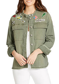 WILLIAM RAST™ Knotto Jacket with Patches