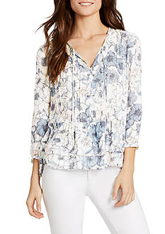 WILLIAM RAST™ Devon For Days Peasant Top