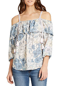 WILLIAM RAST™ Les Off-the-Shoulder Top