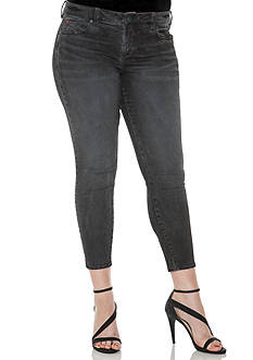 SLINK JEANS Plus Size Ankle Jegging