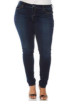 SLINK JEANS Plus Size Skinny Jean