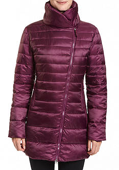 Champion Featherweight insulated 3/4 assymetrical jacket