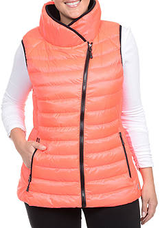 Champion® Women's Plus  featherweight insulated Vest