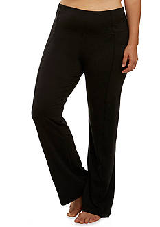 Marika Curves Plus Size High-Rise Tummy Control Boot Pants