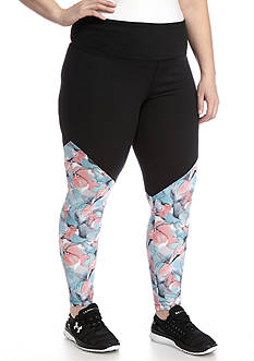 Marika Curves Plus Size Juno Ombre Leggings