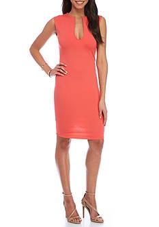 Tracy Nicole Tara V-Neck Dress