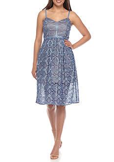 devlin Eloise Lace Dress