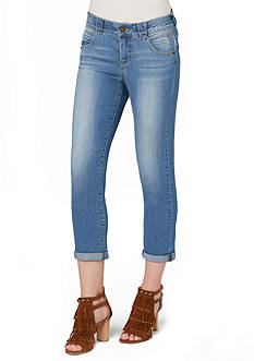Democracy Ab Solution Crop Jeans