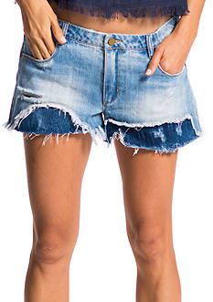 Banjara Girlfriend Denim Shorts