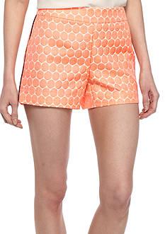 Sail to Sable Dot Printed Shorts