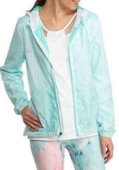 Nanette Lepore Perfect Feminine Packable Windbreaker