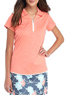 Pebble Beach Short Sleeve Polo