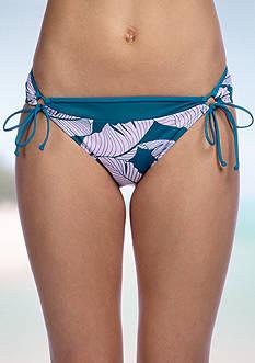 Hobie Fronds Forever Hipster Swim Bottom