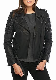 Calvin Klein Jeans Heavy Metal Biker Jacket