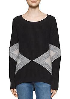 Calvin Klein Jeans Cozy Colorblock Sweater