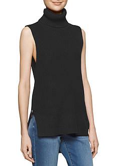 Calvin Klein Jeans Turtle Neck Tunic