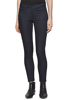 Calvin Klein Jeans Hi Rise Ankle Skinny Jean