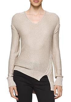Calvin Klein Jeans Easy V Neck Sweater