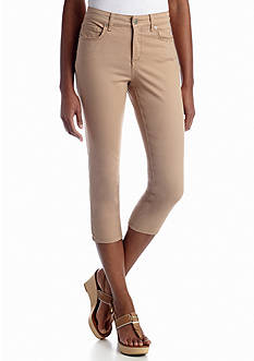 Jones New York Signature Slimming Soho Capri Pant