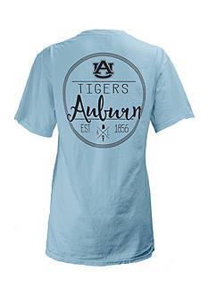 ROYCE Short Sleeve Auburn University Medallion Tee