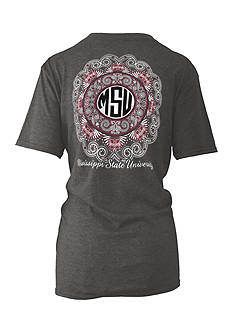 ROYCE Mississippi State Hatha Short Sleeve Tee