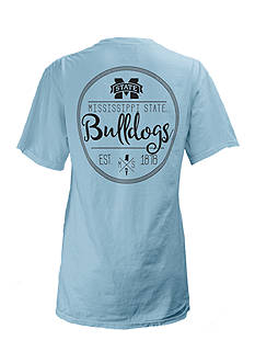 ROYCE Short Sleeve Mississippi State University Medallion Tee