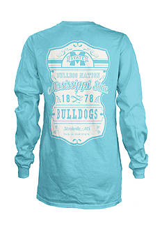 ROYCE Mississippi State University South Crest Tee
