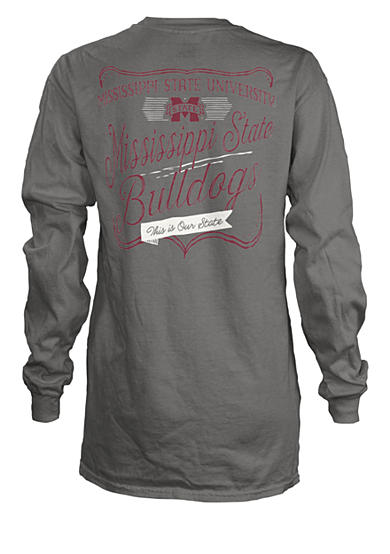 ROYCE Mississippi State University Plato Tee