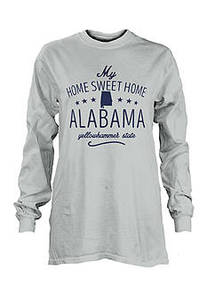 ROYCE State Tee Alabama Shirt