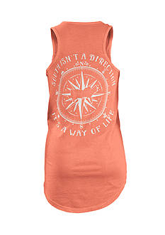 ROYCE Compass Tank Top