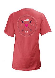 ROYCE Kentucky State Boho Arrow State Tee