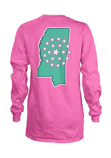 ROYCE Mississippi Percy Long Sleeve Tee