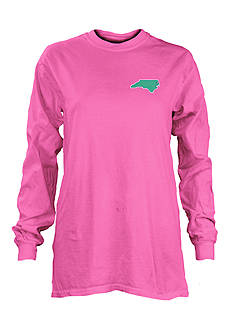ROYCE North Carolina Percy Long Sleeve Tee