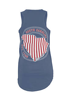 Pressbox South Carolina 'State Stars & Bars' Tank