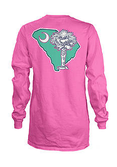 ROYCE South Carolina Percy Long Sleeve Tee