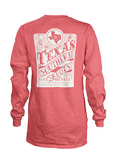 ROYCE Texas Jada Long Sleeve Tee