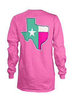 ROYCE Texas Percy Long Sleeve Tee