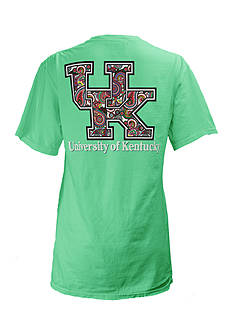 ROYCE University of Kentucky Buffy Screen Print Tee