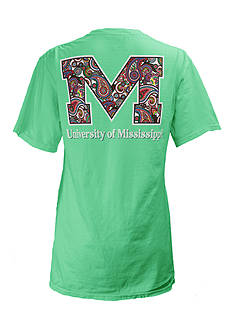ROYCE University of Mississippi Buffy Screen Print Tee
