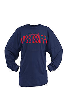 ROYCE University Of Mississippi Script Sweeper