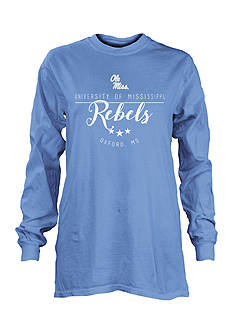 ROYCE University of Mississippi Finley Long Sleeve Tee
