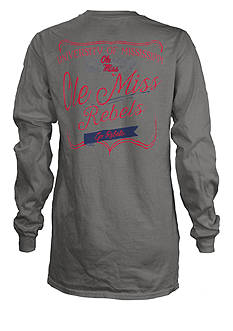 ROYCE University of Mississippi Plato Tee