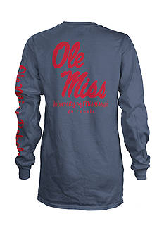 ROYCE University of Mississippi Cynthia Pocket Tee