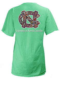 ROYCE University of North Carolina Buffy Screen Print Tee