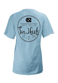 ROYCE Short Sleeve University Of North Carolina Medallion Shirt