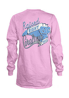 ROYCE University of North Carolina Raised Right Tee
