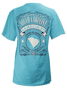 ROYCE University of South Carolina State Banner Tee