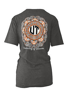 ROYCE University of Tennesse Hatha Short Sleeve Tee